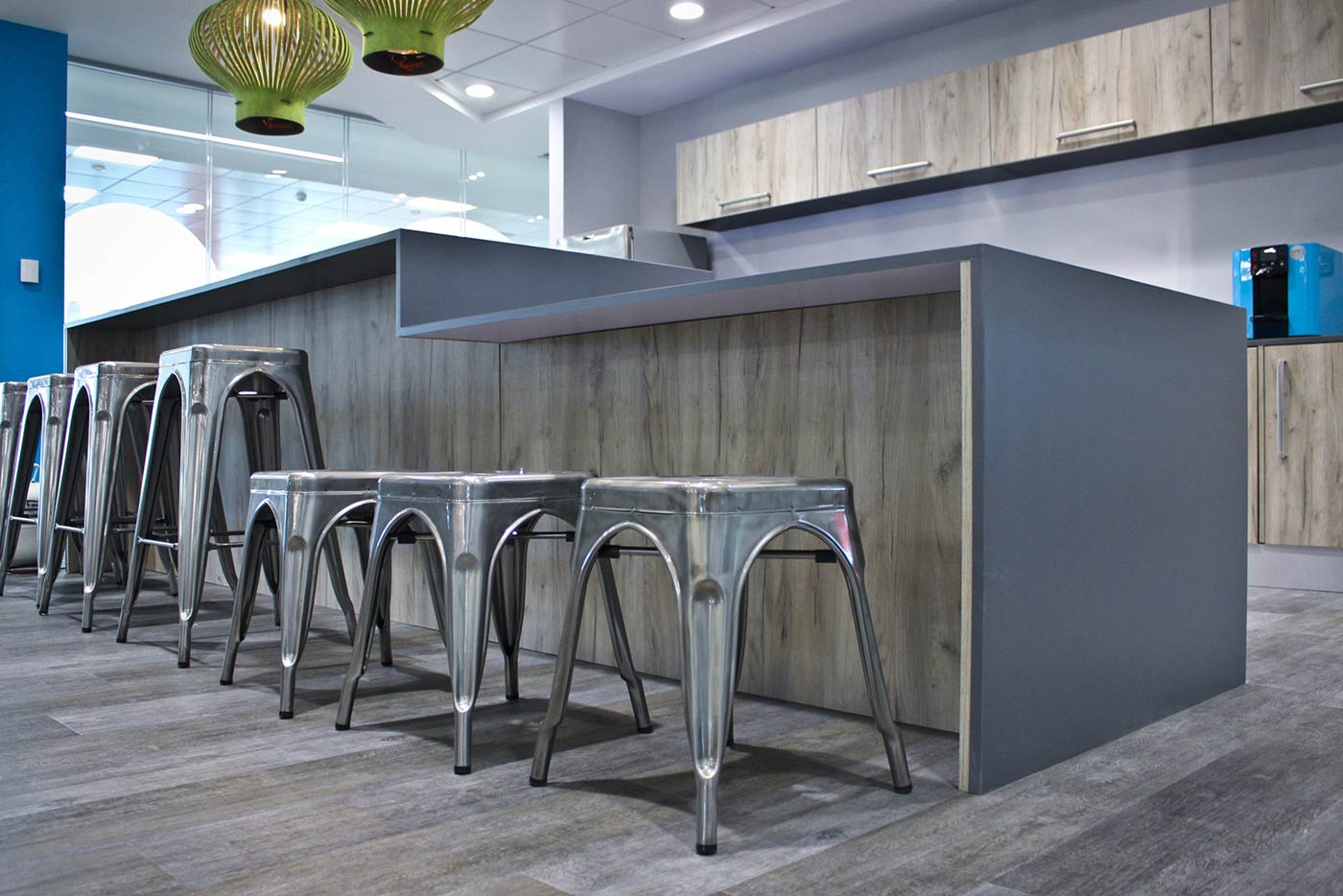 Cayan Office Fit-out