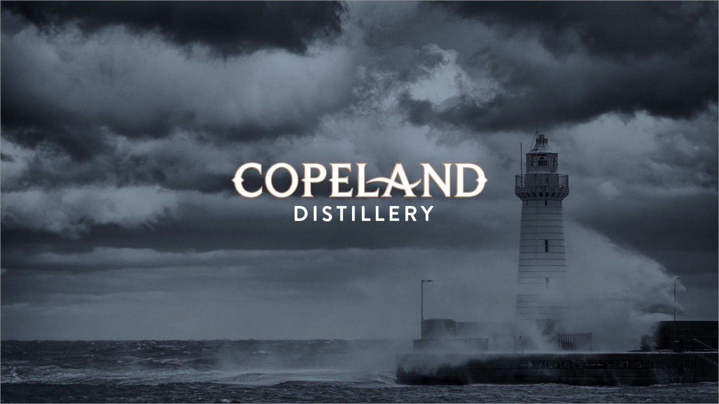 Fitting Out The Copeland Distillery