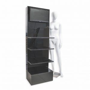 The Domino shop shelving unit