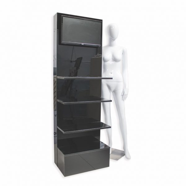 The Domino shop shelving unit